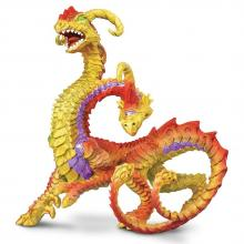 The yellow dragon